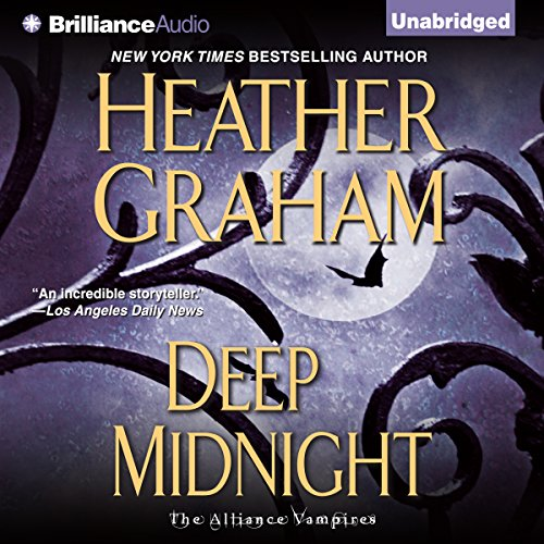 Deep Midnight audiobook cover art