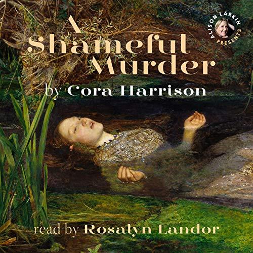 A Shameful Murder: A Mystery Set in 1920's Ireland audiobook cover art