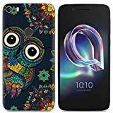 Yrlehoo For Alcatel Idol 5 5.2 inch, Soft Silicone Case for