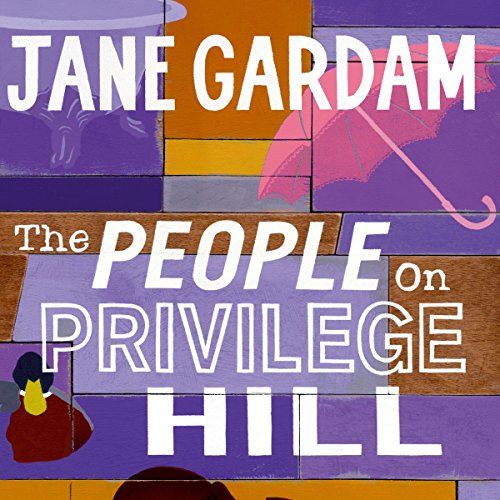 The People on Privilege Hill audiobook cover art