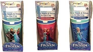 Nelsons Deals Frozen Elsa Snackeez Jr - Complete Set of 3