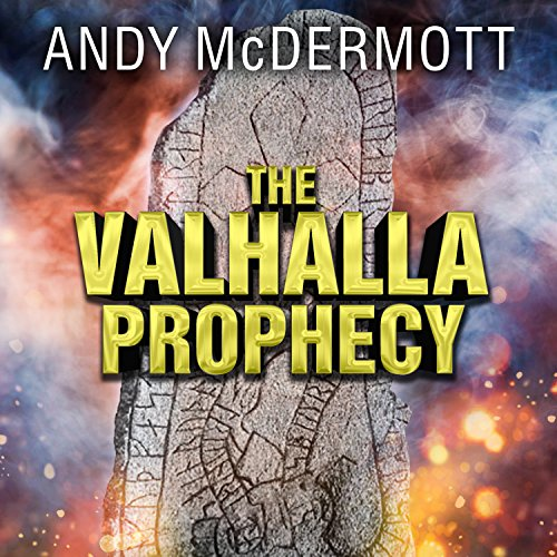 The Valhalla Prophecy     Nina Wilde & Eddie Chase, Book 9              By:                                                                                                                                 Andy McDermott                               Narrated by:                                                                                                                                 Gildart Jackson                      Length: 17 hrs and 27 mins     93 ratings     Overall 4.6