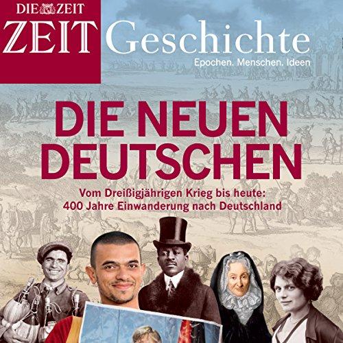 Die neuen Deutschen audiobook cover art