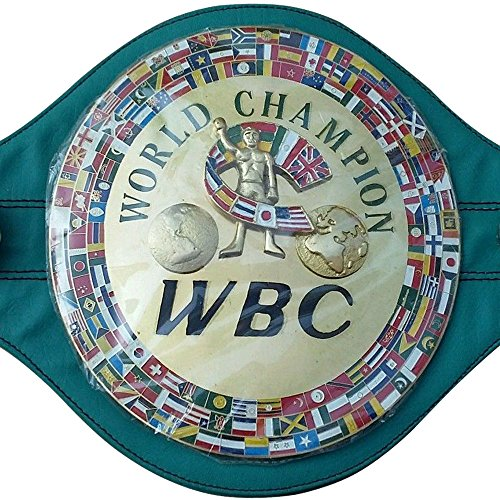 WBC Championship Boxing Belt Replica Belts Adult Size