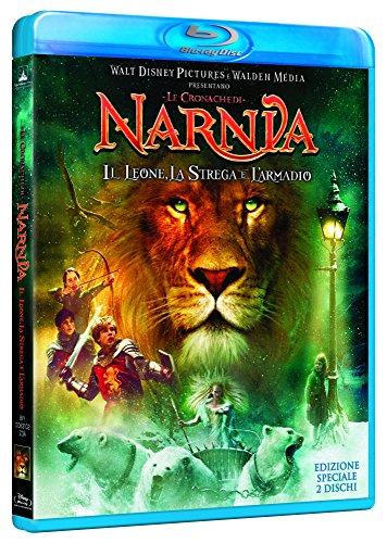 Le cronache di Narnia - Il leone, la strega e l'armadio(edizione speciale) [Blu-ray] [IT Import]