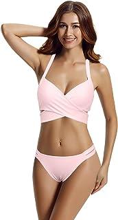 deb0e1a8eb Amazon.com  zeraca - Swimsuits   Cover Ups   Clothing  Clothing ...