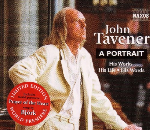 John Tavener Reflects... A Recorded Interview: 'The Icelandic pop singer Björk...'