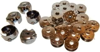 25 Bobbins + 5 Bobbin Case for INDUSTRIAL SEWING MACHINE JUKI DDL-8700 8500