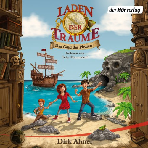 Das Gold der Piraten  By  cover art