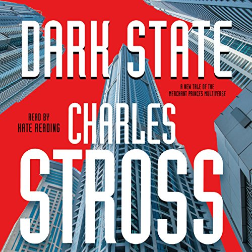 Dark State audiobook cover art