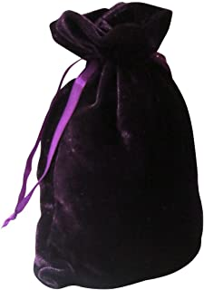 Tarot Bags: Purple Luxury Velvet 6