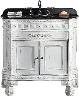 Antique Victorian Satinwood Dresser Bathroom Vanity 17151298
