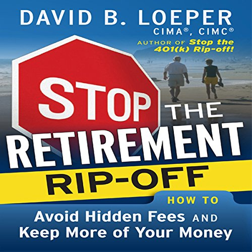 Stop the Retirement Rip-Off audiobook cover art