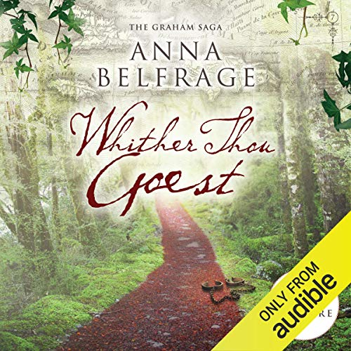Whither Thou Goest audiobook cover art