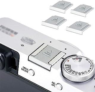 4個入 JJC ホットシューカバー Fujifilm X-E4 X-S10 X100V X-T4 X-T3 X-T2 X-T1 X-T30 X-T20 X-T10 X-PRO3 X-PRO2 X-PRO1 X-T200 X-T100 X100F...
