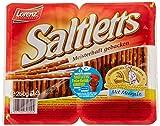 Lorenz Snack World Saltletts Sticks Classic, (250 g) - Mike Boner / Danny Cohen