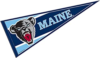 Chrome with Hand Inlaid Acrylic WinCraft University of Maine Alumni Premium License Plate Frame