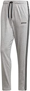 Men's Essentials 3-Stripes Tapered Open Hem Pants