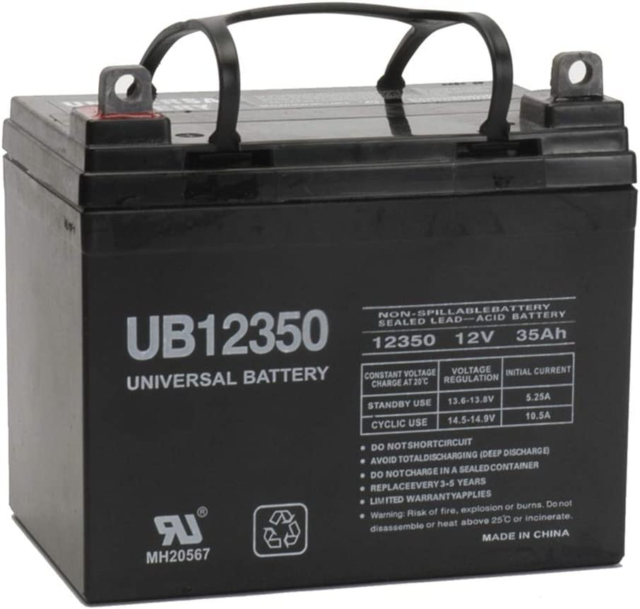 Universal Power Group New Shipping Free 12V 35AH Battery Damac Super Special SALE held Replacement SLA for