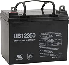 Universal Power Group 35AH 12VOLT DEEP-CYCLE SEALED LEAD ACID RECHARGEABLE BATTERY 35AMP HOUR 12V
