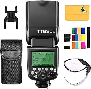 Godox TT685S GN60 TTL HSS 2.4G inalámbrico Flash Speedlit para Sony DSLR Camara A7II A77II A7RII A7R A58 A99 A6000 A6300 I...