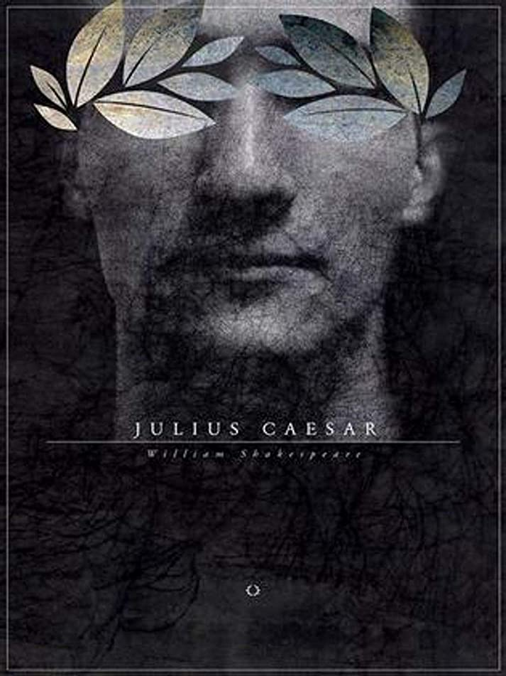 振り向く不忠微生物Julius Caesar (English Edition)