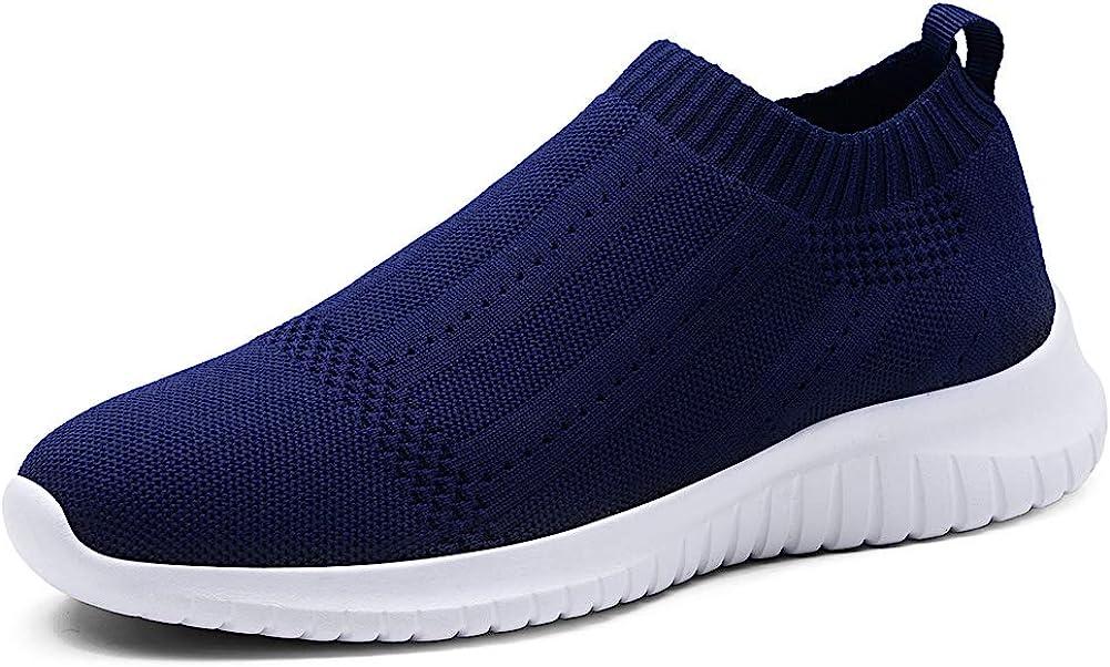TIOSEBON Women's Super beauty product restock quality top Walking Sock Shoes Ranking TOP16 Slip Lightweight Breathab on