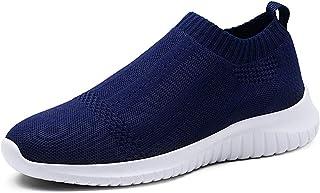 Women's Walking Sock Shoes Lightweight Slip on Breathable...