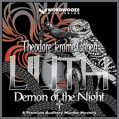 Lilith...Demon of the Night audiobook cover art