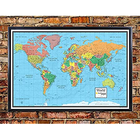 Feathers Seaglass and More World Map Push Pin Board \u2022 Tiny Found Objects Dragonflies