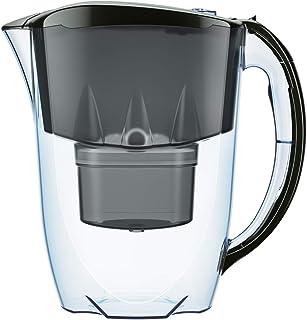 Aquaphor Jasper - Jarra de filtro de agua (28 L) color negro