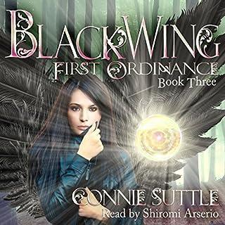 BlackWing audiobook cover art