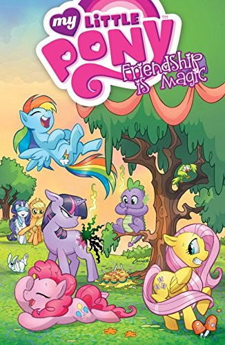 My Little Pony: Friendship Is Magic Vol. 1 (English Edition)