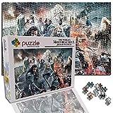 GFSJJ Puzzle 1000 Piezas Niños para Niño Infantiles Adolescentes Adultos...