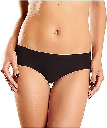 Chantelle Womens 2643 Soft Stretch One Size Low Rise Bikini Solid Bikini Style Underwear