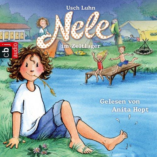 Nele im Zeltlager (Nele 11) audiobook cover art