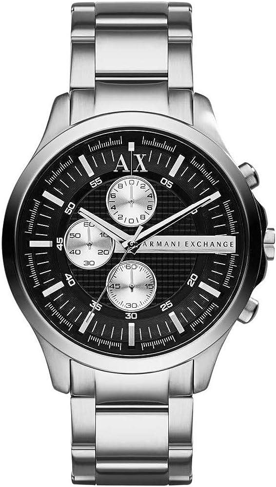 armani exchange orologio da uomo ax2152
