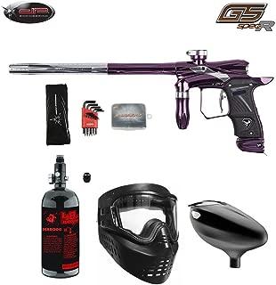 MAddog Dangerous Power G5 Spec-R Beginner HPA Paintball Gun Package A