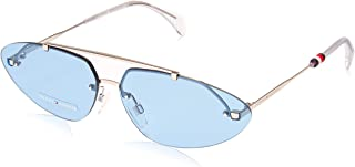Tommy Hilfiger TH 1660/S SILVER/BLUE 69/13/140 women Sunglasses