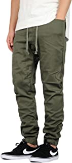 d21a5dd5ca9 Mersenne Men s Twill Drop Crotch Jogger Pants