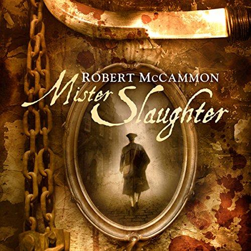 Mister Slaughter cover art