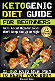 Ketogenic Diet Guide for Beginners: 21-Day Ketogenic Meal Plan To Reset Your Body