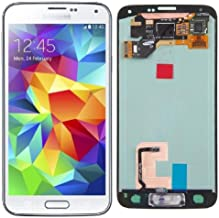 for Samsung Galaxy S5 LCD Screen Replacement Part. (White)