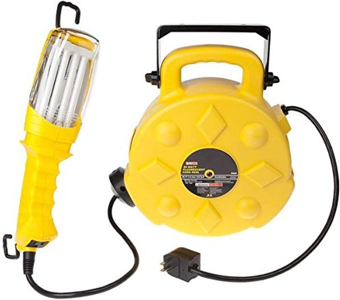 Bayco sale SL-8908 Fluorescent Phoenix Mall Yellow Lights