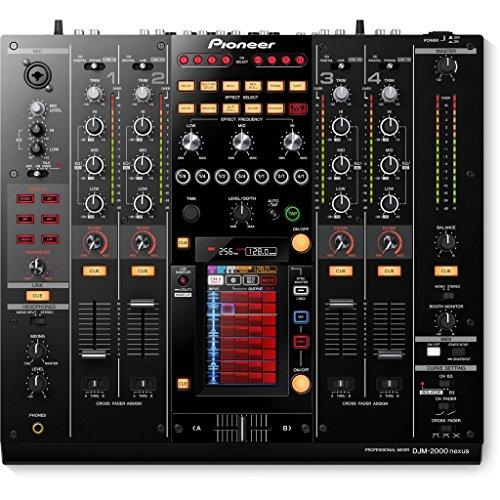 Mixer quatro canais Pioneer DJM 2000 NXS