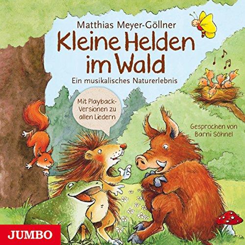 Kleine Helden im Wald Titelbild