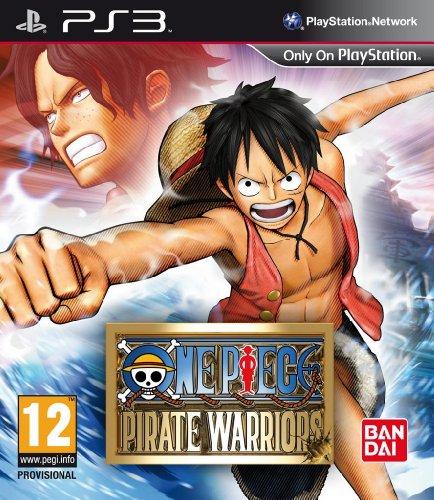 One Piece: Pirate Warriors / Kaizoku Musou PS3 Game (English language) for PlayStation 3