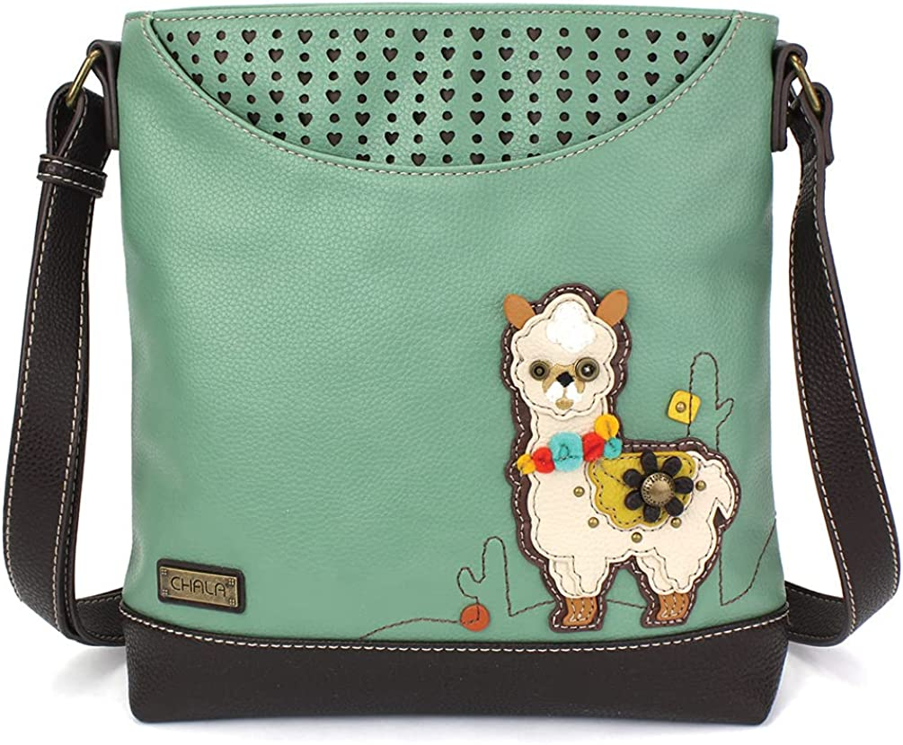 Chala Handbag Sweet Messenger Bag Tote Soldering outlet Size Mid