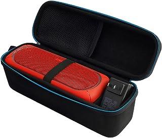 SONY SRS-XB31 ケース Vicstar ソニー SONY ワイヤレスポータブルスピーカー SRS-XB31 ケース バッグ キャリングバッグ 収納バッグ 取っ手付き 防水布地 衝撃吸収 スリム 専用保護ケース 外出、旅行やホームストレージにお勧め ブルー