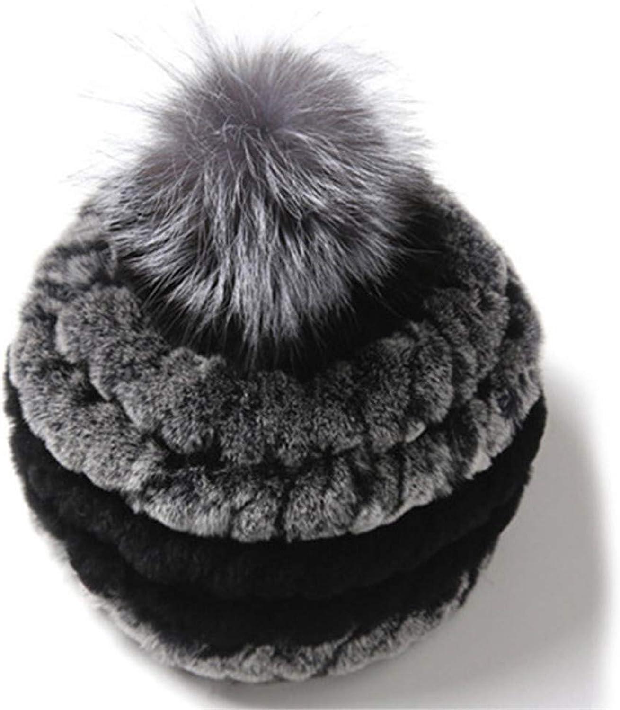 Winter Hat for Women Earflap Hat Wool Cap Womens